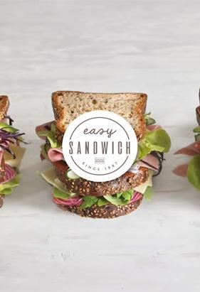 Easy Sandwich