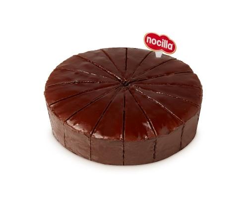Tarta de Nocilla