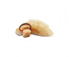 Gyoza de cerdo y setas shitake