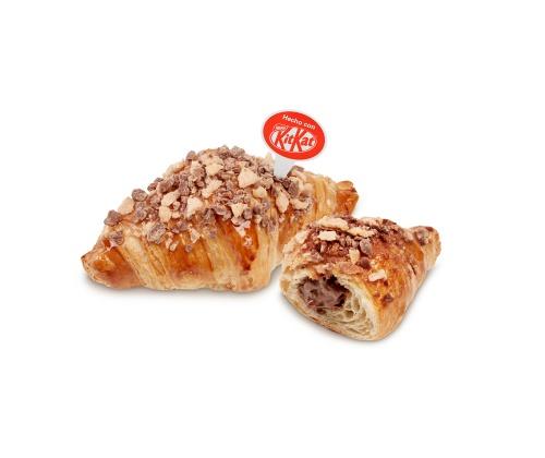 Croissant KitKat Listo