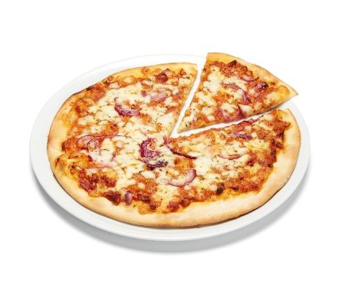 Pizza Fina Barbacoa