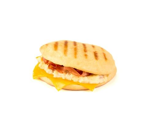 Rodado Mixto con huevo revuelto