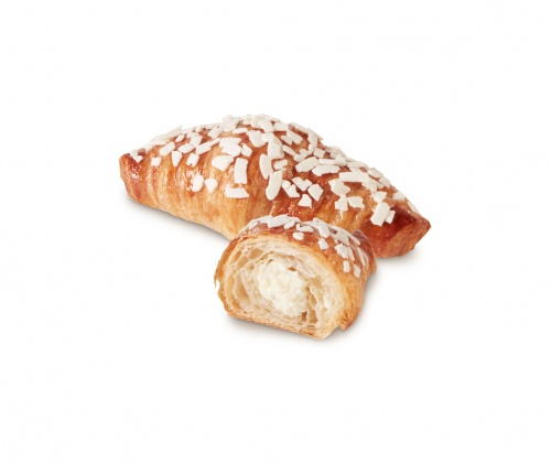 Mini Croissant Blanco Listo