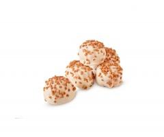PopDots Blanco con Caramelo