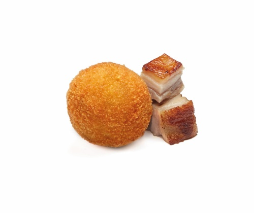 Croqueta cochinillo