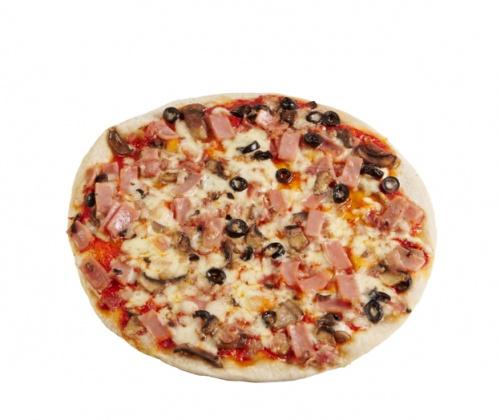 Pizza Fina 4 Estaciones (6u)