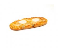 Rustic Pizza 4 Quesos