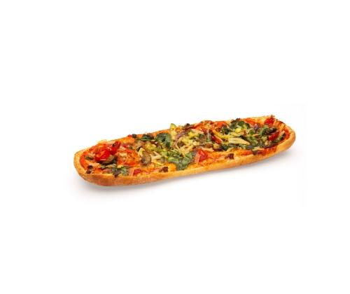 Cristal Pizza Vegana