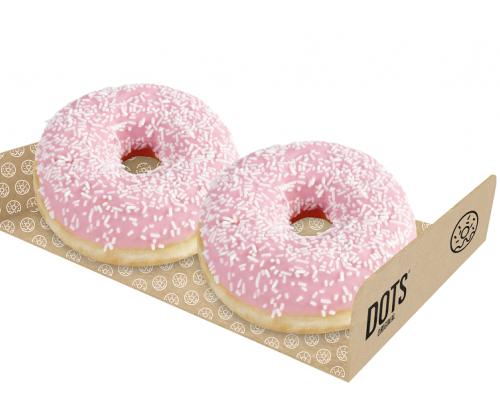 Dots Pink (36p/2u)