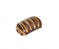 Pain au Chocolat Bicolor