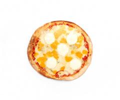 Pizza Fina Cuatro Quesos