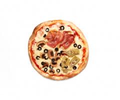 Pizza Fina Cuatro Estaciones