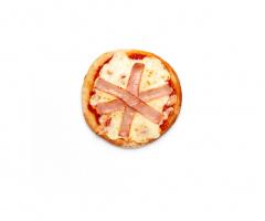 Mini Pizza Jamón Cocido
