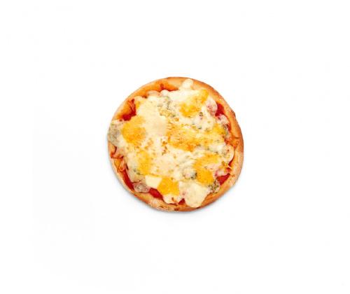 Mini Pizza 4 Quesos
