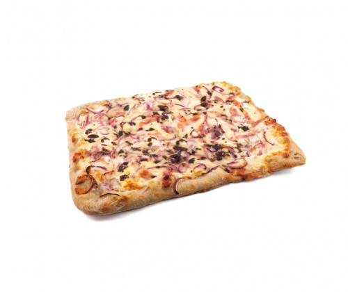 Pizza Carbonara con Trufa