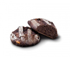 Pan de Cacao y Naranja