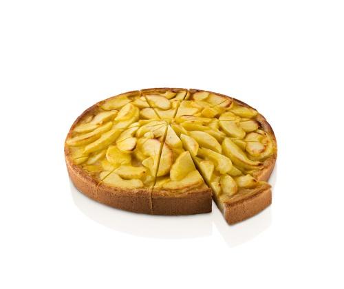 Tarta Manzana Precortada