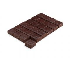 Plancha Precortada de Brownie con Nueces