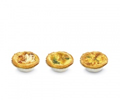 Surtido Mini Quiches
