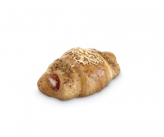 Croissant Bikini Fácil