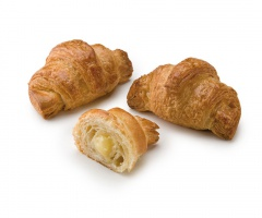 Mini Croissant Choco Blanco