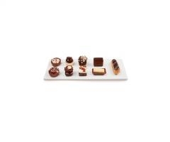 Petit fours Elegance & chocolat