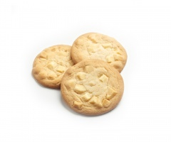White Cookie