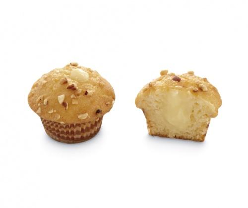 Micro Muffin Manzana y Crema