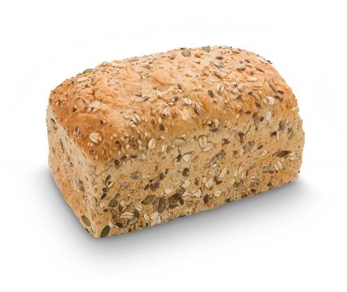 Pan de Molde Semillas y Cereales
