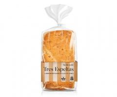 Pan de Molde 3 Espeltas (pack)