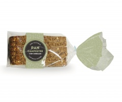 Pan Campestre Cereales Precortado (pack)