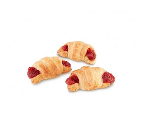 Mini Croissant de Fresa