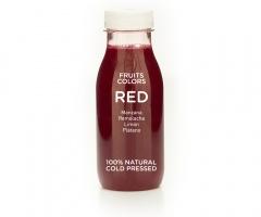 Zumo Rojo 100% Natural