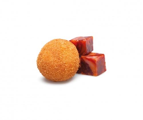Croqueta de Chorizo Ibérico