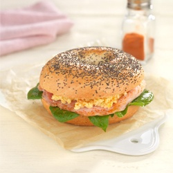 Brunch Bagel